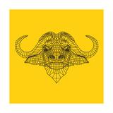 Yellow Buffalo Mesh