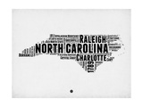 North Carolina Word Cloud 2