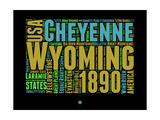 Wyoming Word Cloud 1
