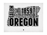 Oregon Word Cloud 1