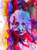 Einstein Watercolor