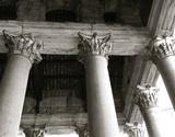Architechtural Pantheon Columns