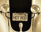 Cali Hot Rod