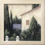 Lavender Villa Detail