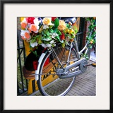 Dutch Flower-Power Bike
