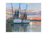 Shem Creek Shrimpers Charleston