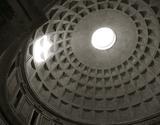 Architechtural Oculus of Pantheon