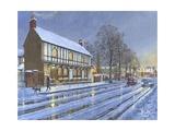 Winter Glow Parish Room Tickhill Yorkshire
