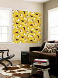 Beagle Scatter Yellow