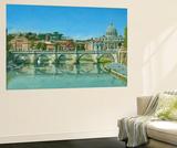 Il Fiume Tevere Roma