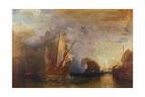 Ulysses Deriding Polyphemus  1829