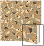 Beagle Scatter (Variant 4)