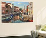 Burano Canal Venice