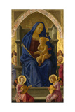Virgin and Child (Pisa Polyptych)  1426