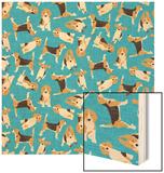 Beagle Scatter (Variant 1)