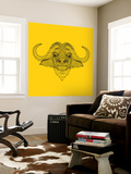 Yellow Buffalo Mesh