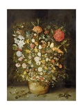 Still Life with Flowers  1600-30