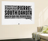 South Dakota Word Cloud 1