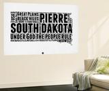 South Dakota Word Cloud 1