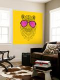 Tiger in Pink Glasses