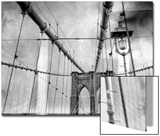 The Cables on the Brooklyn Bridge