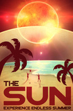 The Sun Retro Space Travel