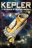 Kepler  in Search of A New Earth