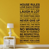 House Rules - English