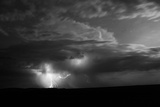 Mongolia: A Lightning Storm Builds on the Mongolian Steppe