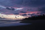 Sunset Above the Coast of the Osa Peninsula
