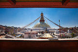 Kathmandu  Nepal: Boudhanath Stupa in Kathmandu