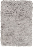 Whisper Plush Shag Rug - Light Gray 2' x 3'