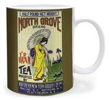 North Grove Brand Tea Mug