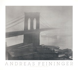 Brooklyn Bridge  NY (1948)