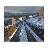 Winter  Middleton  Derbyshire  2014