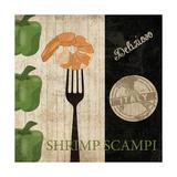 Big Night Out - Shrimp Scampi