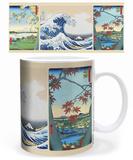 Hokusai Mug