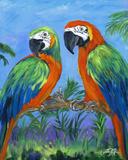 Island Birds I