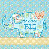 Blue Elephant I