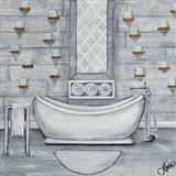 Grey Bath II