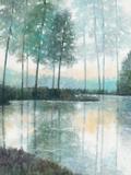 Morning Trees 2 Reproduction d'art par Norman Wyatt Jr.