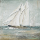 Cape Cod Sailboat I