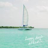 Sailing Along The Island I