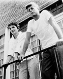 John Fkennedy and Jackie Kennedy