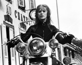 The Girl on a Motorcycle