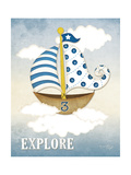 Dream Sailboat III