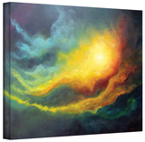 Cosmic Light  Gallery-Wrapped Canvas