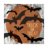 Trick or Treat - Bats