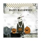 Happy Halloween Rabbit