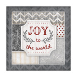 Joy to the World Pewter